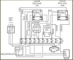 i wish to change heating zone valves both honeywell but the wire honeywell v8043e1012 manual at Honeywell 2 Port Zone Valve Wiring Diagram