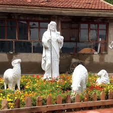 life size guardian good shepherd for