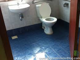 g mes anti slip treatment solution toilet after treatment 4