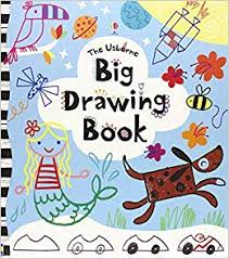 big drawing book usborne book at low s in india big drawing book usborne reviews ratings amazon in