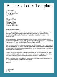 business letters co business letters