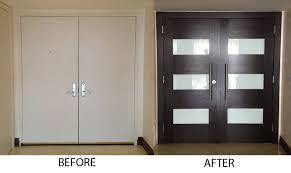 garage door refacingModern Front Doors Rk Excellence Modern Front Doors  50 Modern