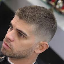 Coiffure Homme Court Blond