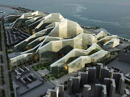 Urban And Architectural Design Concept For The Core Area Of Shenzhen