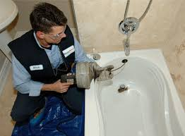 shower drain clogged shower repair and installation