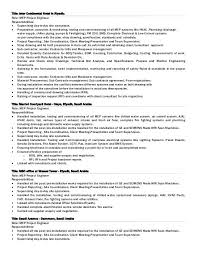 Caterer Resume Hvac Resume Format Examples Resumes Objectives Engineer Objective