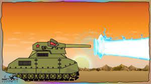 Game bắn xe tăng Quái vật - Trận chiến của Quái Vật Liên Xô - Map 19/2 | Phim  hoạt hình về xe tăng