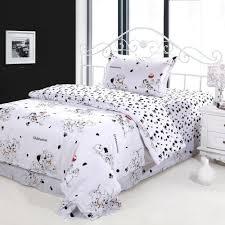 dazzling ideas 100 cotton childrens bedding kids duvet cover dog print children s