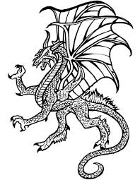 Small Picture Cartoon Dragon Coloring Pages Finest Chinese Dragon Netart With