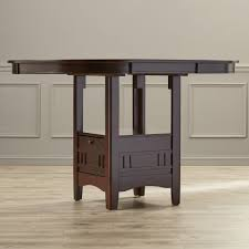 Ethan Allen Livingston Dining Table Art Furniture Dining Room Gathering Height Dining Table 209226