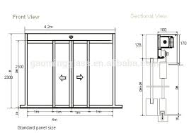 sliding glass door width unusual ideas sliding glass door width normal and height with blinds screen