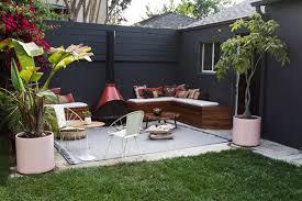 diy outdoor garden furniture ideas. Diy Patio Furniture In Backyard DIY Outdoor Seating With Stovepipe Fireplace Garden Ideas