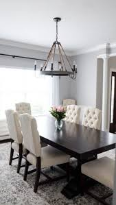 grey dining room it is not boring at all we prove it see