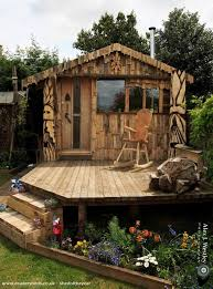 subterranean space garden backyard huts cabins sheds. Shed Of The Year Pallet Shingled Subterranean Space Garden Backyard Huts Cabins Sheds