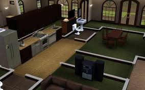 Sims 3 Kitchen The Sims 3 Room Build Ideas And Examples