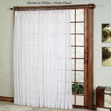 Half french door image collections doors design ideas door curtains  treatments shop amazoncom french ideas treatment