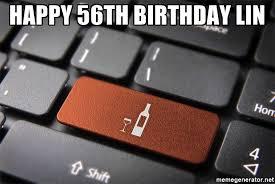 Happy 56th Birthday Meme