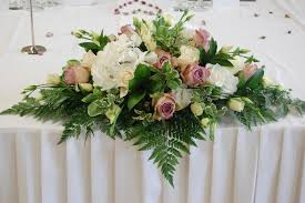 top table flower arrangements for weddings wedding flower ideas for top  table top table decorations for