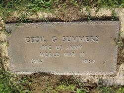 Cecil Gordon Summers (1914-1984) - Find A Grave Memorial