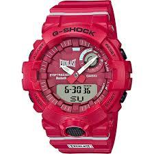 Купить кварцевые <b>часы Casio</b> G-Shock <b>Gba</b>-<b>800el</b>-<b>4aer</b> Red в ...