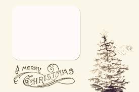 Template Christmas Card Under Fontanacountryinn Com