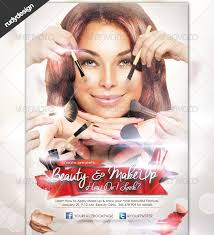 cosmetic s flyer template