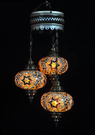 Purchase Your Turkish Chandelier Brown At Our Online Shop Oriental