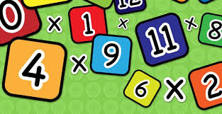 Image result for times tables