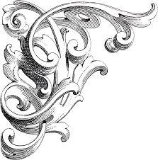 8 Free Corner Designs The Graphics Fairy