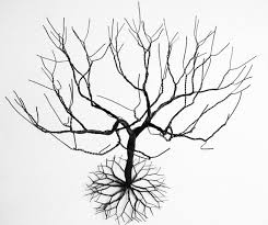 Large Jewelry Tree Display Stand Black large Jewelry Tree Stand wire tree sculpture perfect 37