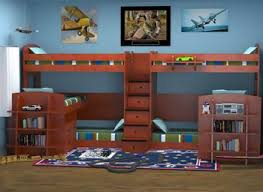 Berg Furniture Specialty Bunk Beds   Sleeps 3, 4 Or More