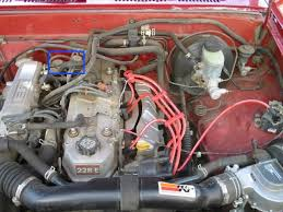 toyota pickup questions 93 toyota pick up 4 cyl 22re no vacuum mark helpful