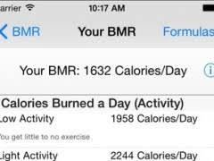 Basal Metabolic Rate Bmr Chart Basal Metabolic Rate Bmr Calculator Free Download