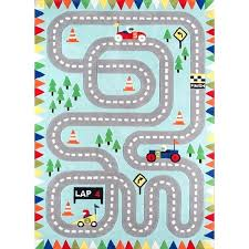 race car track rug more views race car track rug