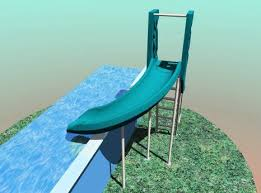 Diy Above Ground Pool Slide Diy Above Ground Pool Slide Nongzico