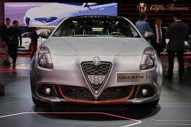 alfa romeo new car releases2017 Alfa Romeo Giulietta gets modest updates