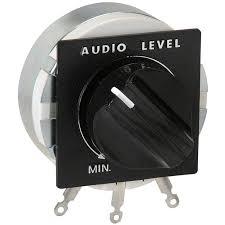 parts express speaker l pad attenuator 100w mono 3 8 shaft 8 ohm manuals resources l pad instruction diagram