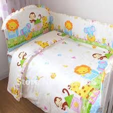 baby sheet sets baby crib bedding sets 100 cotton reactive printing cot free