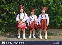Filled an uniformed japanese teen