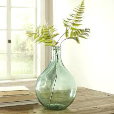 vase made in spain recycled glass vases null large areyouin co