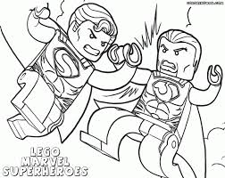 Adult Lego Super Heroes Coloring Pages Lego Dc Super Heroes Coloring