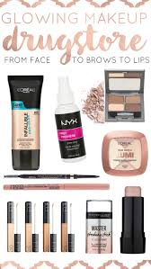 this glowing make up look conns all of the best beauty s from the foundation to the brows to the lips