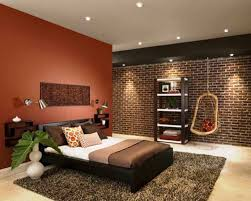 incredible design ideas bedroom recessed. Modren Recessed Bedroom Recessed Lighting Design With Brick Wall And Wooden  Shelf Also Small Swing Facing Inside Incredible Ideas E
