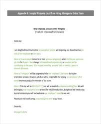 welcome email template for new employee. 6 Welcome Email Examples Samples
