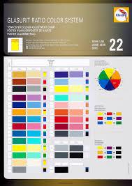Glasurit Color Chart Glasurit Ratio Color System 22 Big