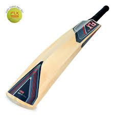 T990 Adults Kashmir Willow Advanced Cricket Bat Grey