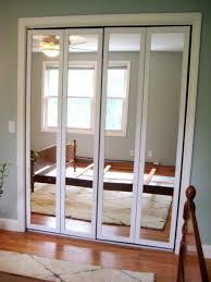 modern bifold closet doors. 6 Panel Bifold Closet Door Modern Unfinished Wood Doors A Touch Updating Bi Fold Mirrored