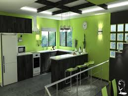 Lime Green Kitchen Canisters Lime Green Kitchen Lime Green Kitchen Idea Green Kitchen