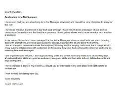 bar manager cover letter example icoverorguk cover letter for manager position