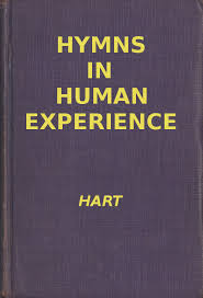 Benson Auditorium Seating Chart Hymns In Human Experience By William J Hart A Project
